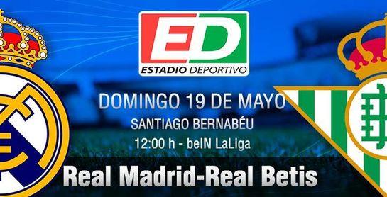 Real Madrid-Real Betis: Cierre... y debate