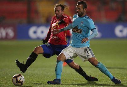 0-3. Un sólido Sporting Cristal arruina la fiesta del Unión Española