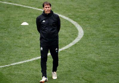 Rudi Garcia no seguirá al frente del Marsella