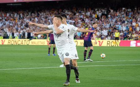 Barcelona-Valencia, la final del Villamarín en directo