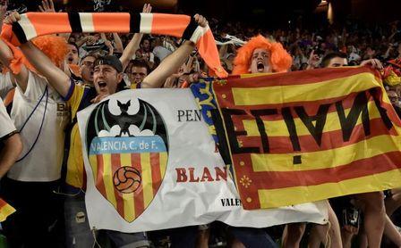 El Valencia festejará el título el domingo por la tarde en Mestalla