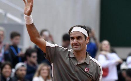 Federer se reencuentra con París