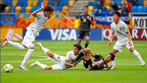 Diego Lainez, al borde de la eliminación con México