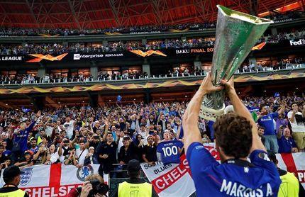 El Chelsea logra su segundo título