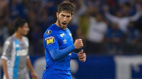 Lucas Silva podría volver a Europa de la mano del Sevilla