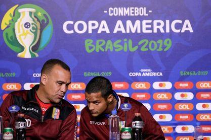 """Dudamel: """"Hemos venido a la Copa América a ser protagonistas"""""""