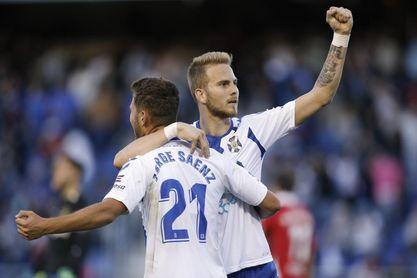 Racic ha jugado cedido en el Tenerife la segunda parte de la temporada.