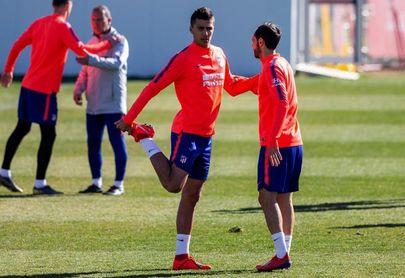 El Atlético pierde a Rodrigo e insiste en Marcos Llorente
