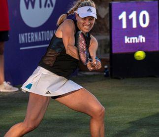 Kerber elimina a Bonaventure y se cita con Sharapova en octavos