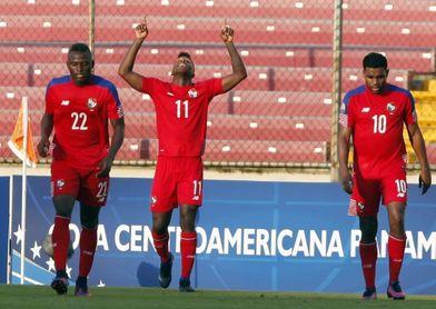 2-0. Panamá, con goles de Cooper y Bárcenas, domina y gana a Trinidad y Tobago