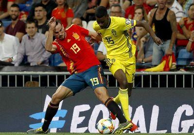 España se juega ante Bélgica su futuro en el Europeo, con la duda de Fabián