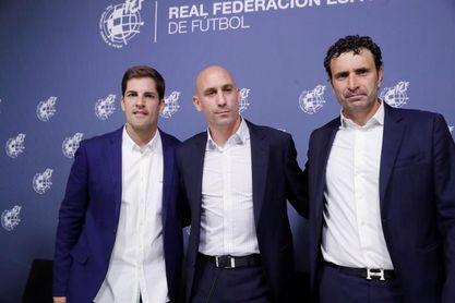 Luis Enrique deja el cargo; Robert Moreno pasa a ser seleccionador