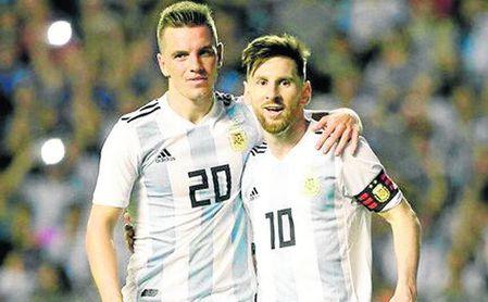 Lo Celso y Messi podrían caer en fase de grupos con Argentina