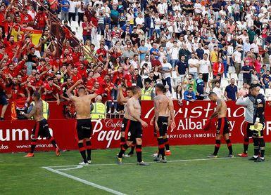 El Mallorca agota las entradas y 21.000 aficionados llenarán Son Moix