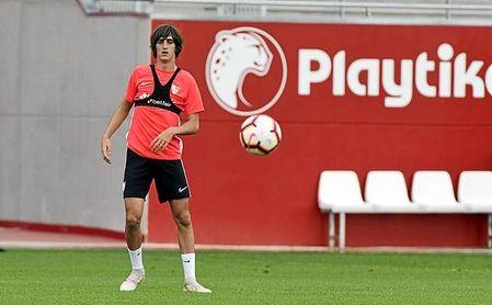Bryan Gil tiene un sitio asegurado en el Sevilla 19/20.