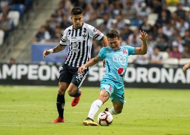 Alfaro dice que Meza quiere dejar los Rayados de Monterrey para jugar en Boca