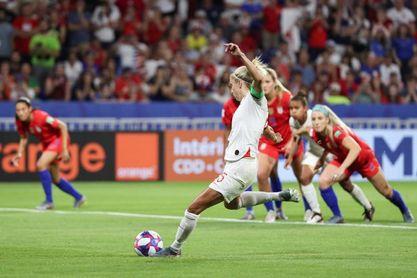 1-2. Estados Unidos derrota a Inglaterra y disputará la final del Mundial