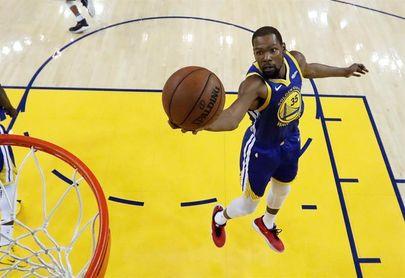 Los Warriors dan por perdido a Durant y retirarán el No.35 en agradecimiento