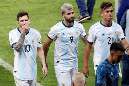 """""""Vimos lo mismo que vos"""", el mensaje de la AFA tras los reclamos de Messi"""