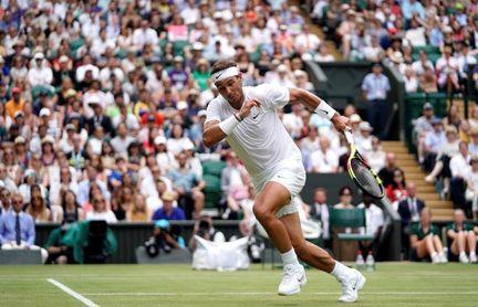Nadal vence a Tsonga, iguala con Borg y España logra récord en octavos