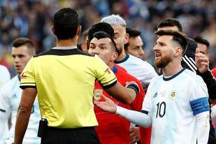 La metamorfosis de Messi en la Copa América de Brasil 2019