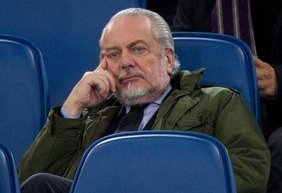 """De Laurentiis: """"James quiere ir al Nápoles"""""""