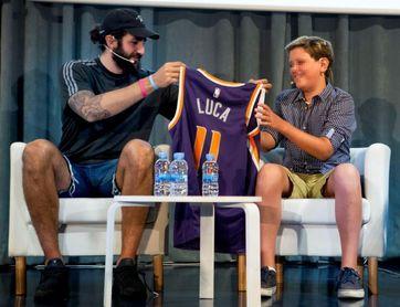 """Ricky Rubio espera tener """"muchos minutos y protagonismo"""" en los Phoenix Suns"""