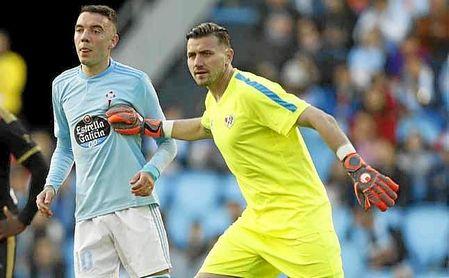 Dimitrievski está también en la agenda del Espanyol.