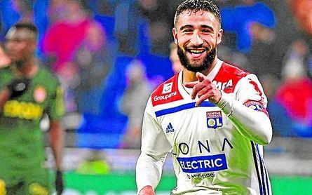Fekir saldrá del Lyon este verano.