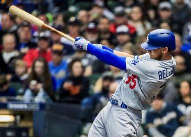 16-2. Bellinger desborda poder con dos jonrones en la paliza de los Dodgers a los Filis