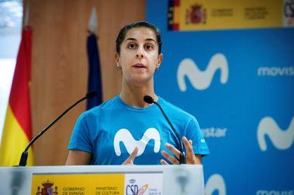 """Duda aún para el Mundial, Marín insiste en que """"el objetivo son los Juegos"""""""