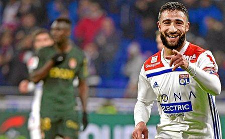 Fekir aprieta y espera el acuerdo entre clubes