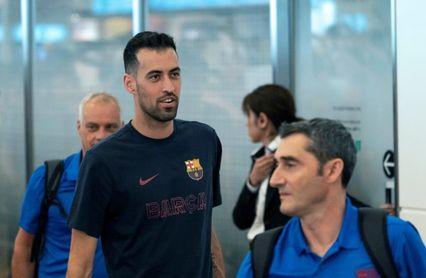 El Barça llega a Japón para disputar sus primeros amistosos de la pretemorada