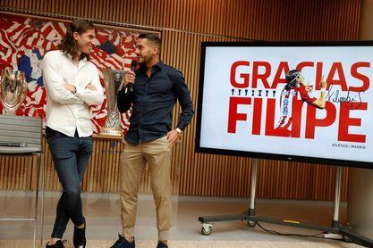 """Filipe: """"Han sido los mejores años de mi vida"""""""