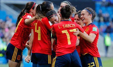 España reta a Alemania con el deber cumplido