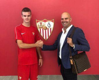 El Sevilla ficha a Nikola Gluscevic, hijo de Igor