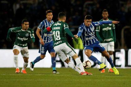 Un Palmeiras cercado por las dudas recibe en su feudo a Godoy Cruz en octavos