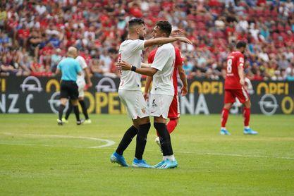 Calendario Sevilla Fc 2020.Calendario De Pretemporada Del Sevilla 2019 Estadio Deportivo