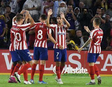 Félix la figura, Llorente el MVP, el Atlético el gran triunfador