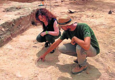 Aparecen nuevos restos arqueológicos