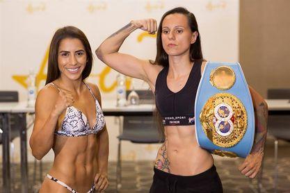 El combate más importante de Joana Pastrana