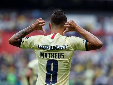 El colombiano Mateus Uribe se va al Oporto, anuncia el América