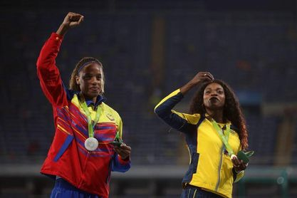 Rojas-Ibargüen, el duelo más esperado en el estreno del atletismo en Lima