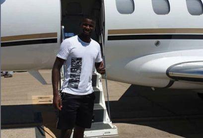 Amadou, rumbo a Norwich, donde jugará cedido.