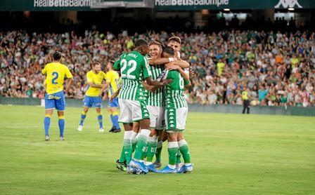 Crónica: Betis 1-0 Las Palmas. Fekir se suma a la leyenda del '24'