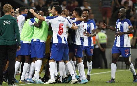 Oporto, Olympiacos y Rosenborg toman la delantera a domicilio
