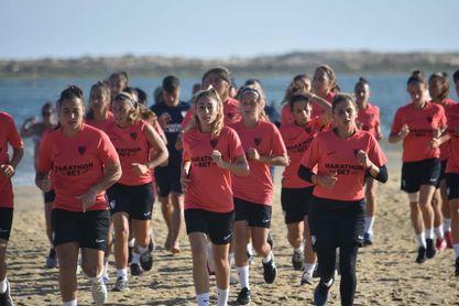 El Sevilla Femenino amplía su agenda de pretemporada