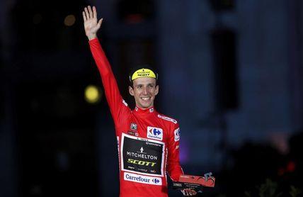 Simon Yates no defenderá el título en La Vuelta a España