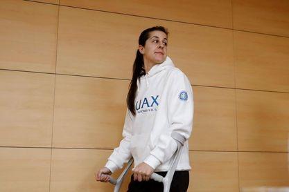Carolina Marín afrontará en Huelva la recta final de su recuperación