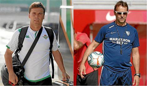 Rubi y Lopetegui arrancan sus proyectos con Betis y Sevilla.